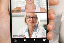 Video Visits Android / IU Health Video Visits makes it easy to talk to a doctor. Simply select a physician and connect. Our physicians are U.S. trained and board certified. https://iuhealthvideovisit.org/landing.htm  Available on Android