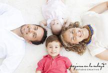 Fotografía. Familias