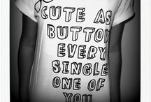 One Direction T-shirt ideas