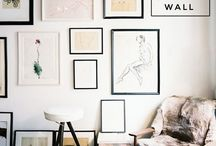 Gallery Walls / by Karen Nicole Smith