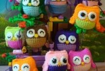 crochet crafts / by Tracey Krueger