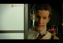 Likes Time Lords, esp Matt Smith / by Heather Walker Young