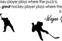 Hockey / by Stephanie Maki