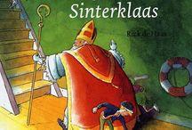 SINTERKLAAS / Klasinrichting, les en knutsel ideeën, prentenboeken etc. voor tijdens de december maand.