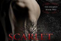 Scarlet Rain / The Escaped Book Two