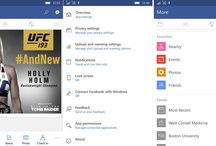 Lumia, Windows 10, Windows 10 Mobile, App, Application, beta, Facebook, Mise à jour, Windows Store