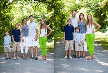 Family photo ideas/colors