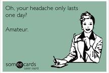 migraine humor