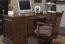 Home Office / This board includes desk, office chairs, filing & storage, bookcases, and corner & L-shaped Desk.
