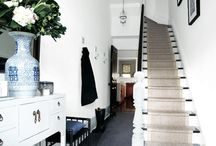 Hallways / by Melissa @ Living Beautifully