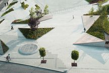 Inspiration / urban design, street furniture, architecture