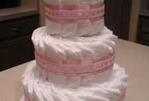 Diaper Cakes / by Peggy Calkins