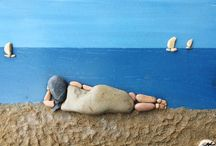 pietre di mare