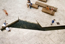 public spaces, the living city / by Laura Vettoretti