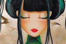 Miss Tigri / Art,fantasy