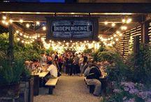 beer garden idea