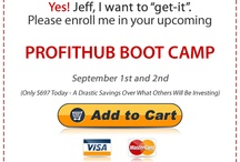 ProfitHub Boot Camp / Details on the up coming ProfitHub.com Boot Camp LIVE Event featuring Jeff Usner