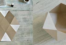 packaging geométrico