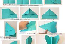 dominka zabawki z papieru
