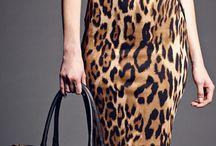 Fashion In AUTUMN TONES