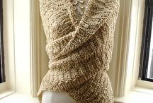 knitting wraps