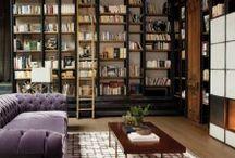 Coins lecture / Trouvez des idées pour créer un coin de lecture invitant dans votre maison.