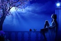 Meisjes blauw licht Ria.