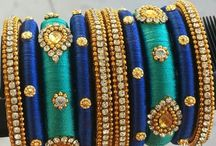 silk thread jewellery buy online