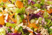 Food for Thought - Salads / Not your same old salads