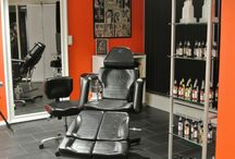 Tattoo Studio / This is our FAB Tattoo Studio - Contrast Tattoo in Norway, Sandefjord