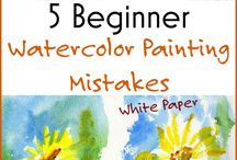 watercolor mistakes