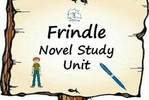 Frindle Novel Study Unit / Frindle Novel Study Unit. Your students will enjoy reading Frindle by Andrew Clements, a story about language and creativity. This Frindle Novel Study Unit is a common core standard aligned book unit.  ENJOY!
