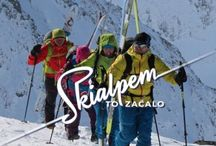 Skitouring/Skialp