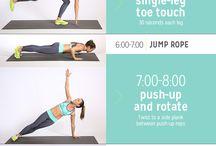 Sport Cardio Workout