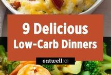 9 low-carb dinners.