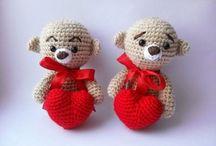 heart teddy