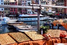 #liguriaintavola / Un viaggio per la #Liguria del gusto tra foto di piatti e vini tipici, luoghi e ricette della tradizione. http://bit.ly/Italiaintavola