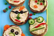 Sandwhich Ideas / Make Sandwiches Fun