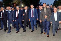BAKAN ÇELİK ANTALYA TOPTANCI HALİNDE / Gıda Tarım ve Hayvancılık Bakanı Faruk Çelik Antalya Toptancı Hali esnafını ziyaret etti. [4 Mayıs 2016]