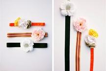 Made from ribbon