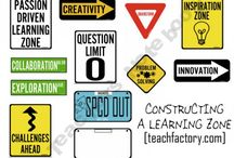Construction classroom / by Amy O'Neill