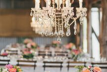 Let there be Light / Lighting inspiration to create an utterly gorgeous atmosphere at your wedding