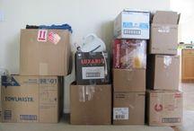 Organization Clutter / by Renee Schwendiman