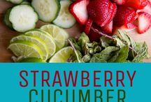 1 Recipe - Infused Water