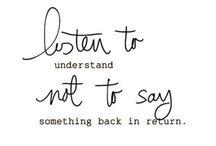 Luisteren - Listen