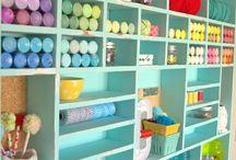 New Craft Room!!!!!