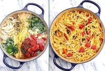 Pasta / by Nina Thornley