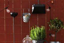 Garden / porch