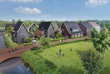De Tuin van Elden / KondorWessels Projecten realiseert in Elden/Arnhem een van de mooiste nieuwbouwprojecten