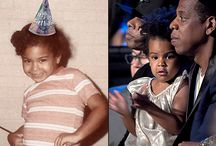 Beyonce &Family / by Barbara Lucky